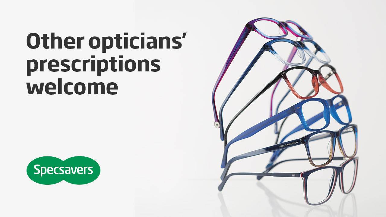 Specsavers Opticians London - Queensway