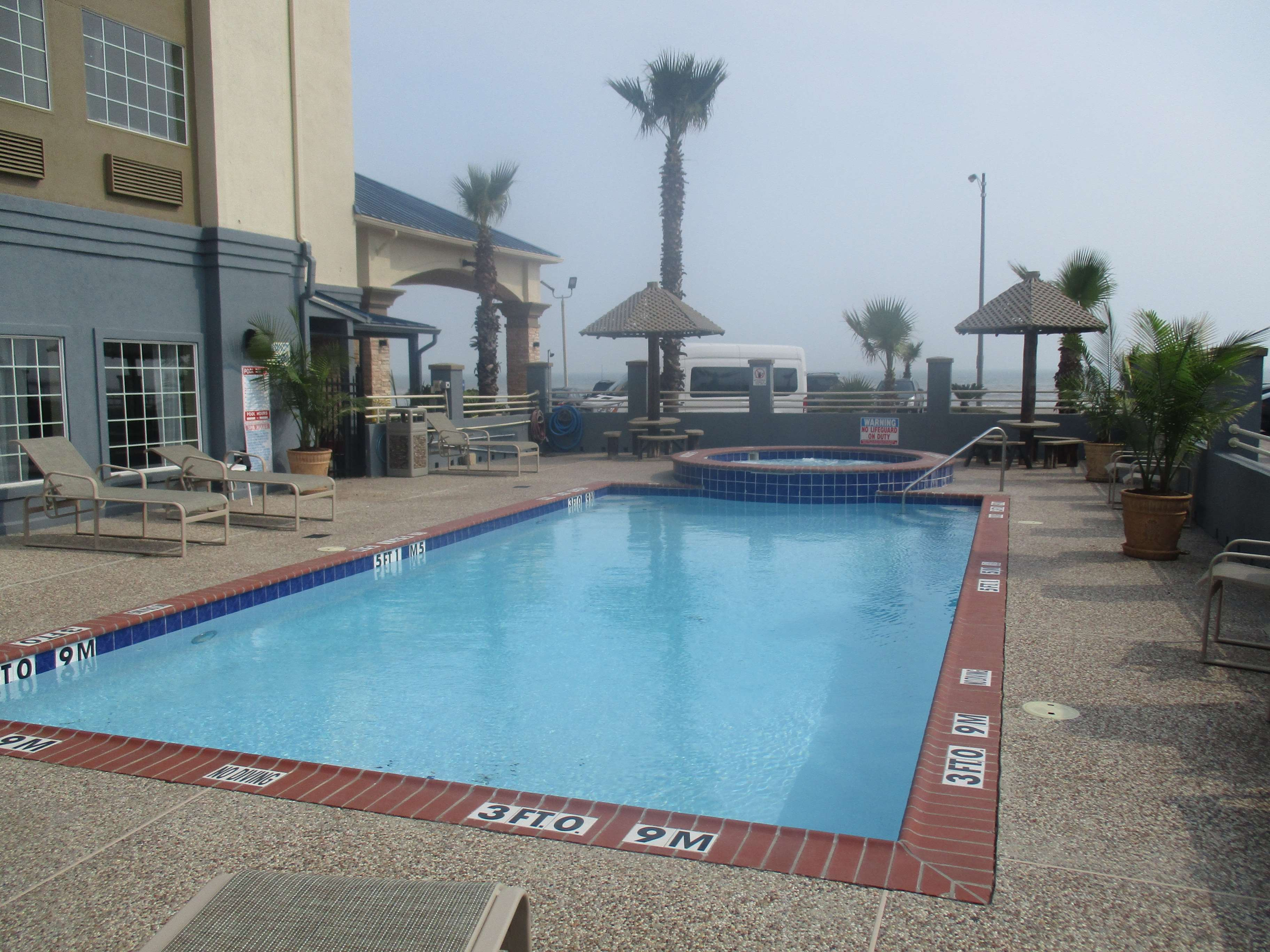 Best Western Galveston West Beach Hotel Galveston Texas Tx