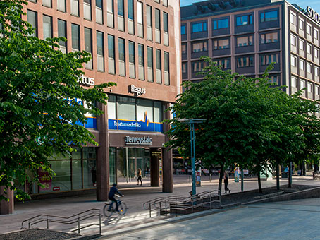 Regus - Helsinki, Graniittitalo