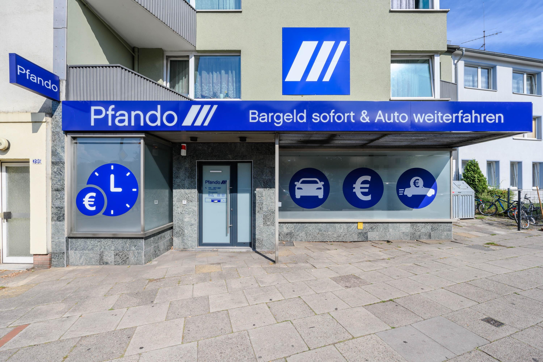 Pfando - Kfz-Pfandleihhaus Hamburg