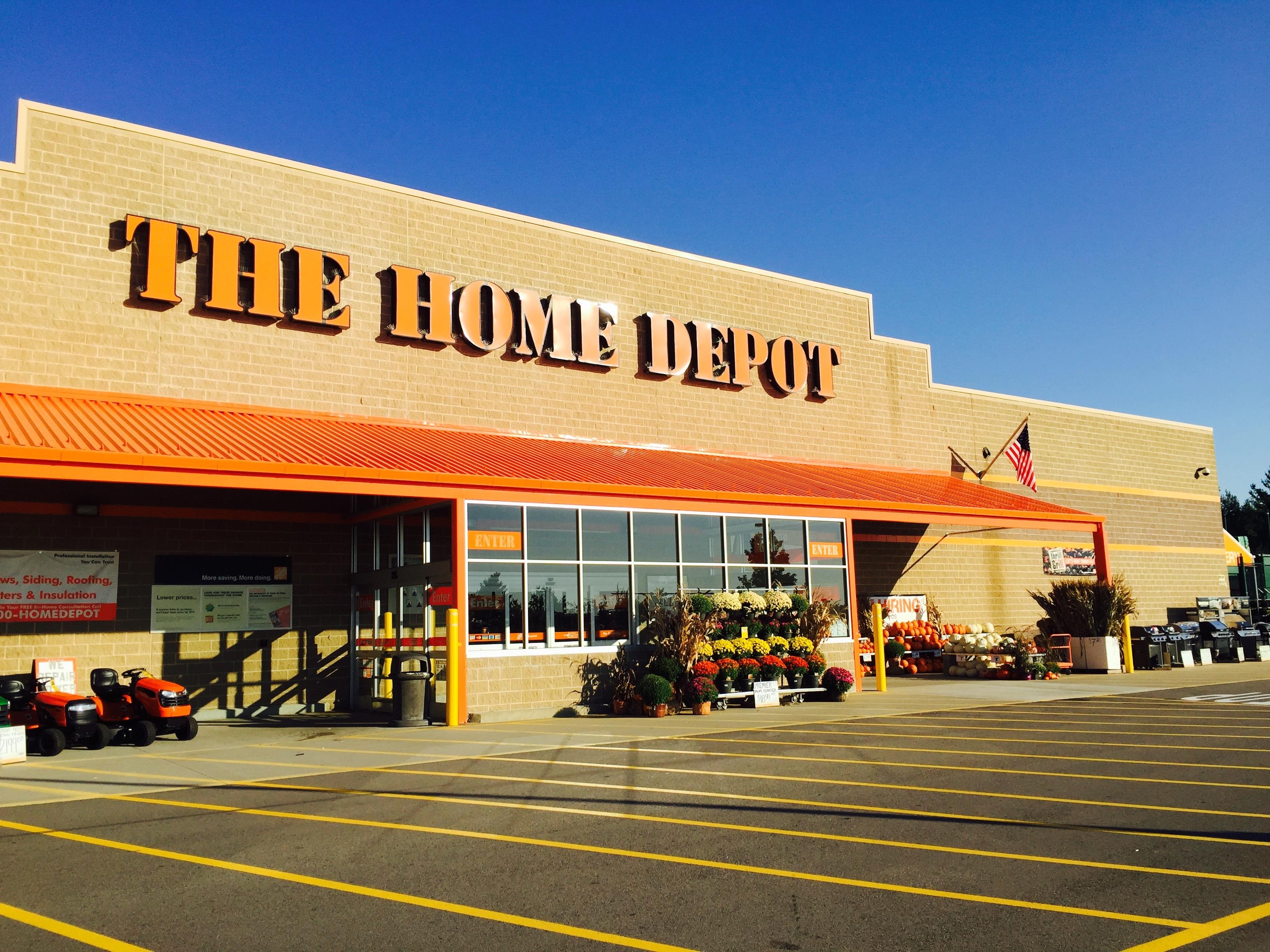 The Home Depot Nashua New Hampshire