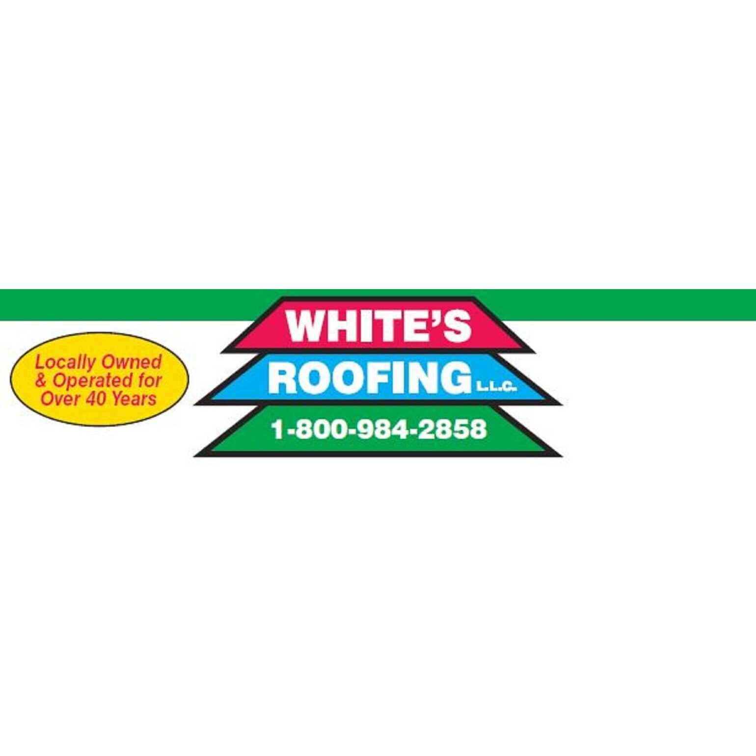White's Roofing LLC