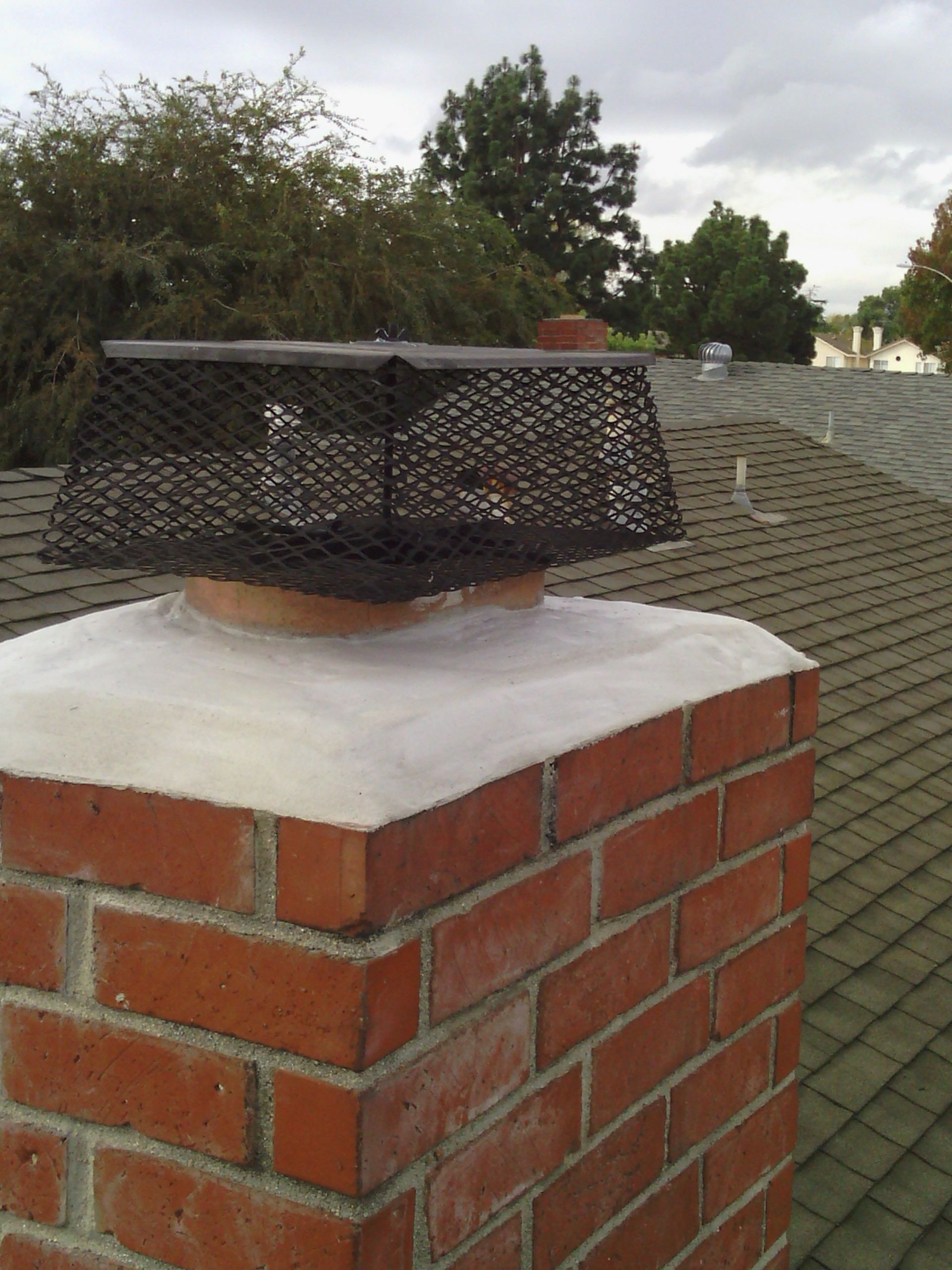 Red Hood Chimney Sweep And Air Duct Cleaning In Garden Grove Ca 92843
