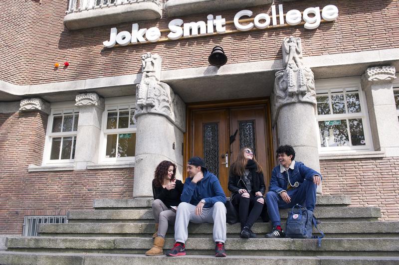 Joke Smit College Vavo (ROC Van Amsterdam)