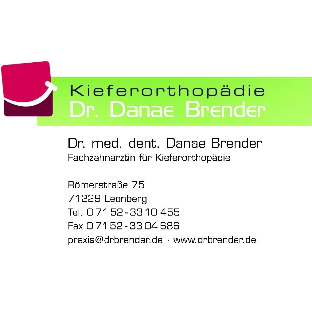 Praxis für Kieferorthopädie Dr. Danae Brender