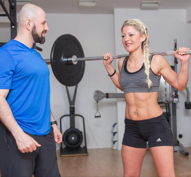 Kundenbild groß 1 Tayfun Berlin Personal Trainer