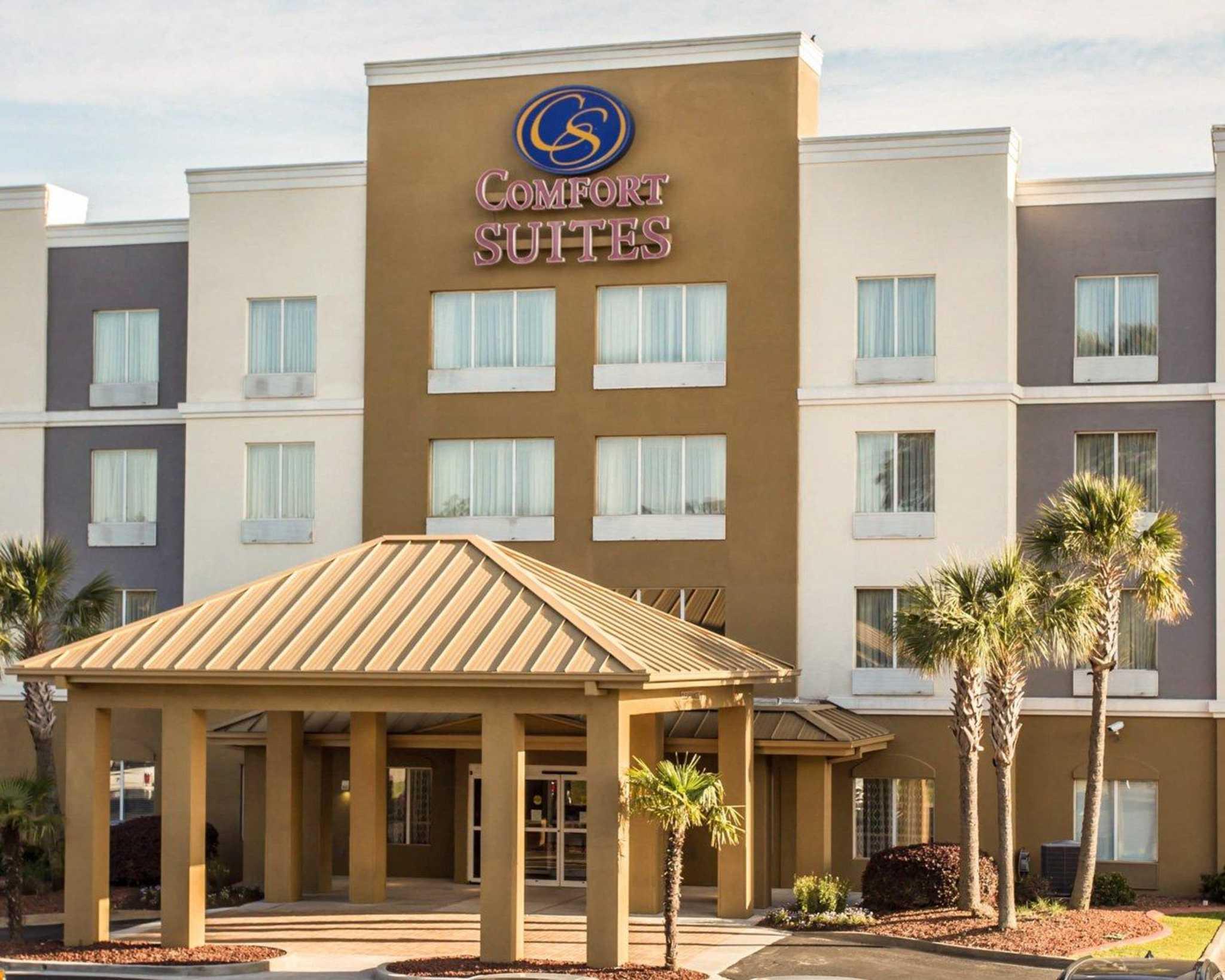 Comfort Suites At Harbison Columbia South Carolina Sc