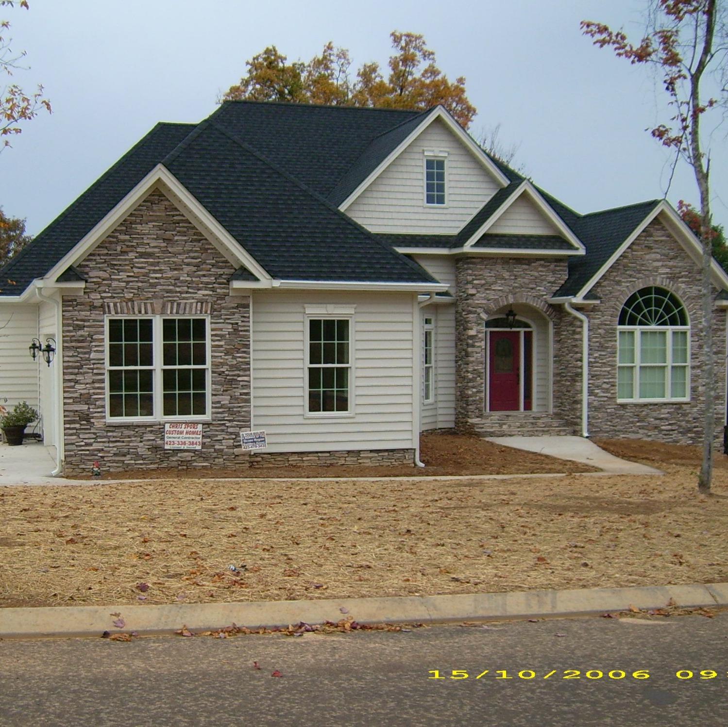 Chris Spors Custom Homes Cleveland Tennessee Tn