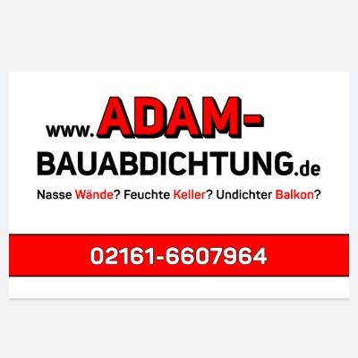 Bild zu ADAM-Bauabdichtung in Mönchengladbach