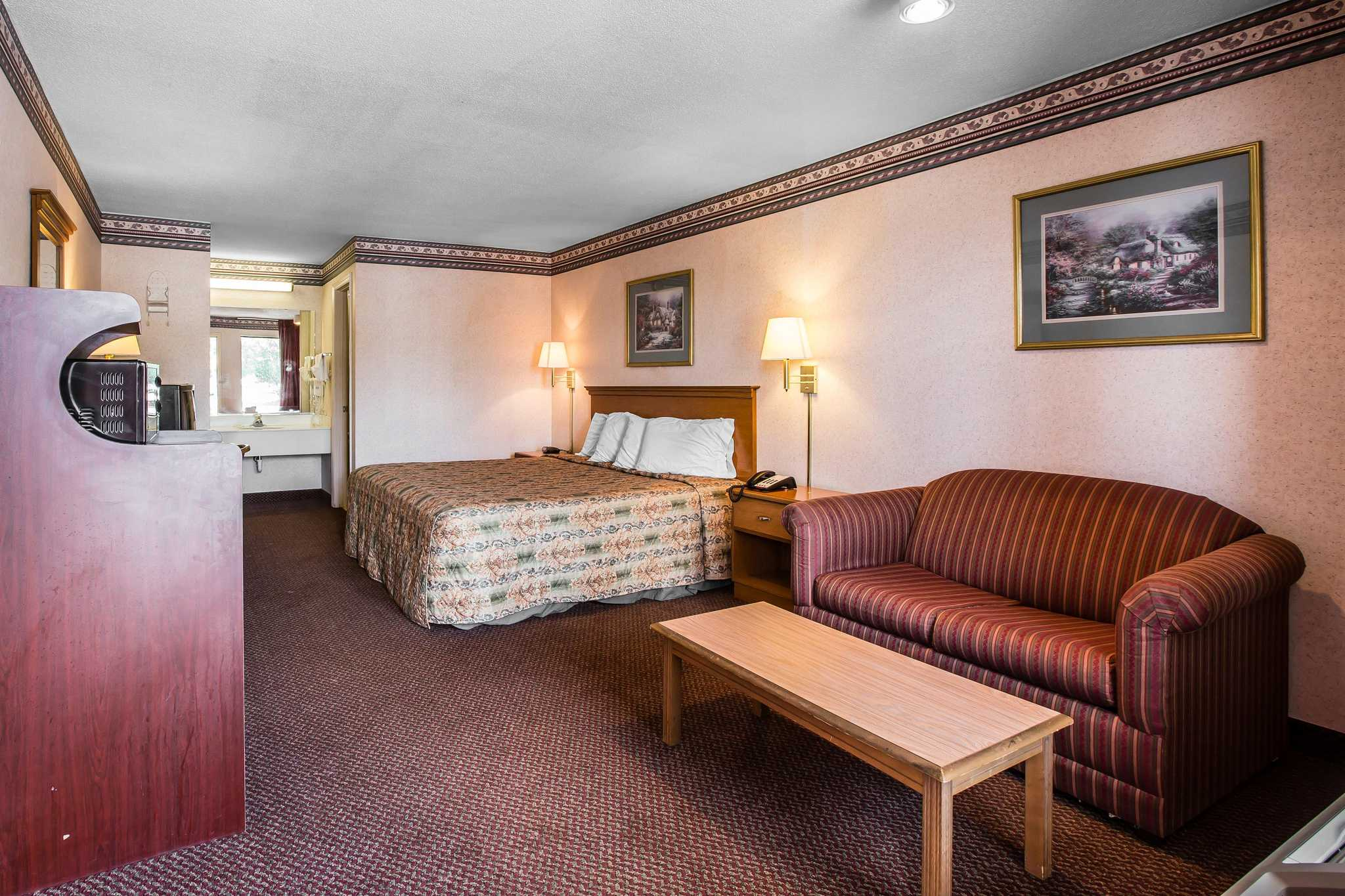 Hotels Near Spartanburg Expo Center