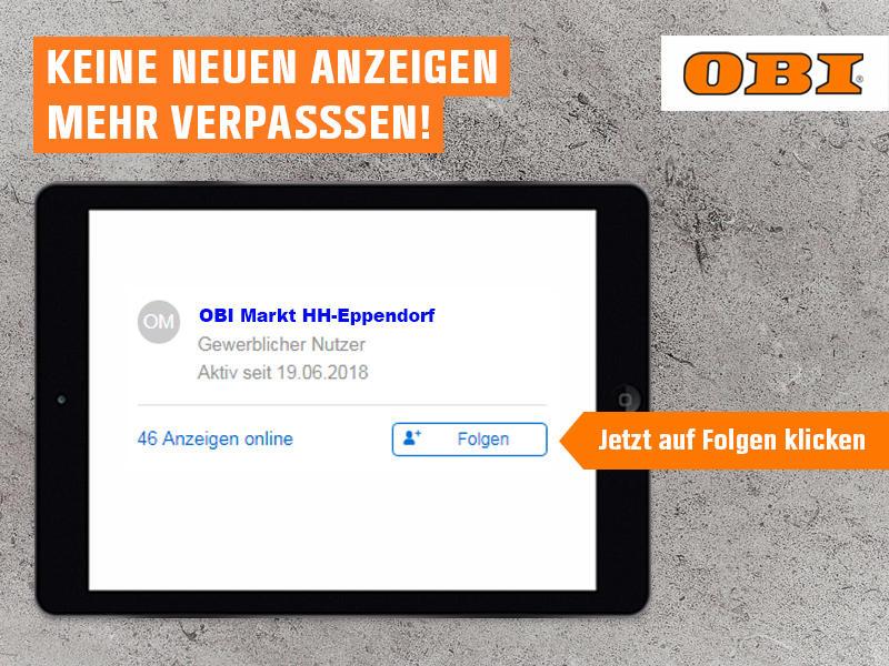OBI Markt Hamburg-Eppendorf