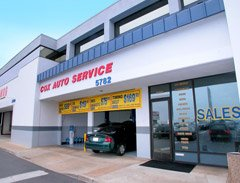 Cox Auto Svc - San Diego, CA
