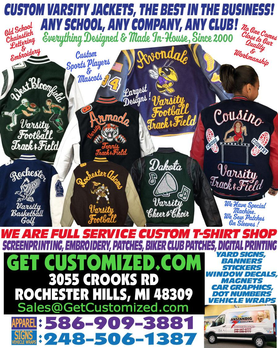 Get customized coupons near me in rochester hills 8coupons for Custom shirt stores near me