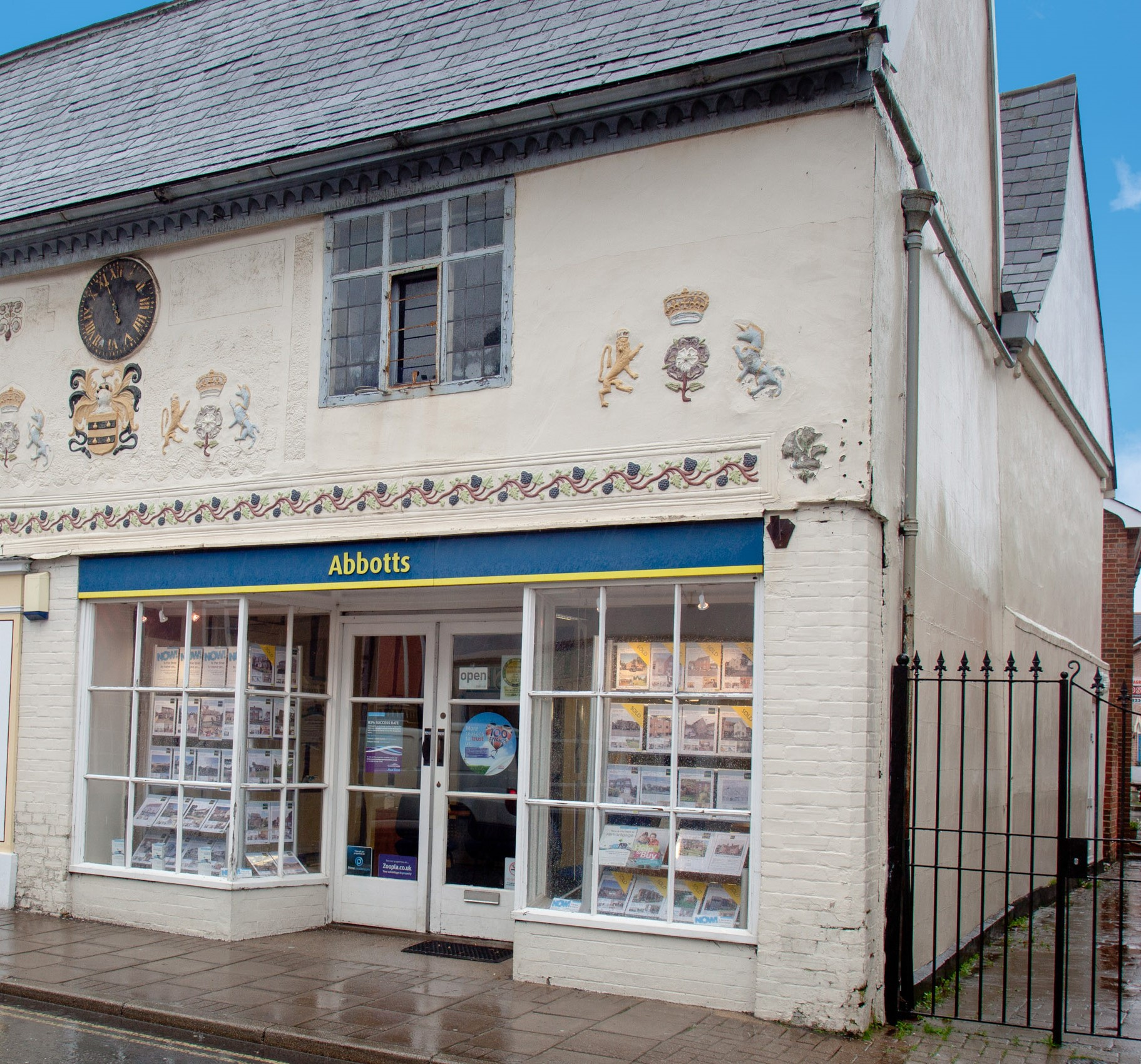 Abbotts Countrywide Estate Agents Hadleigh