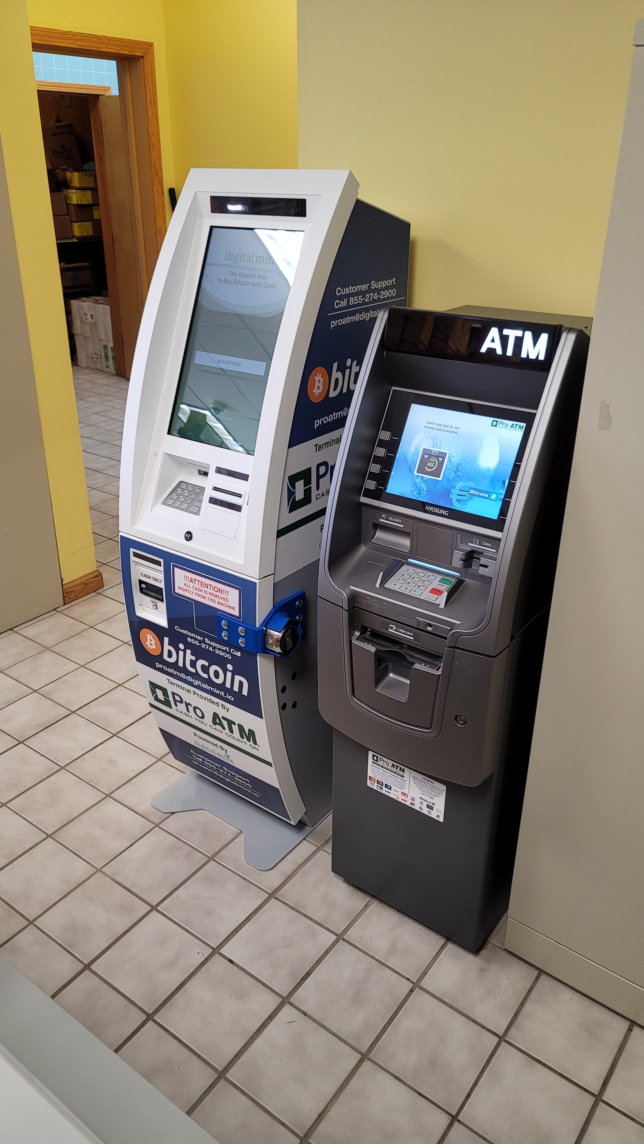 DigitalMint Bitcoin ATM