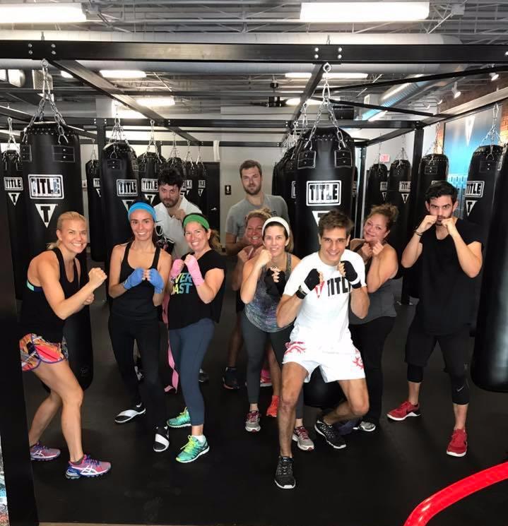 Title Boxing Club Miami Beach