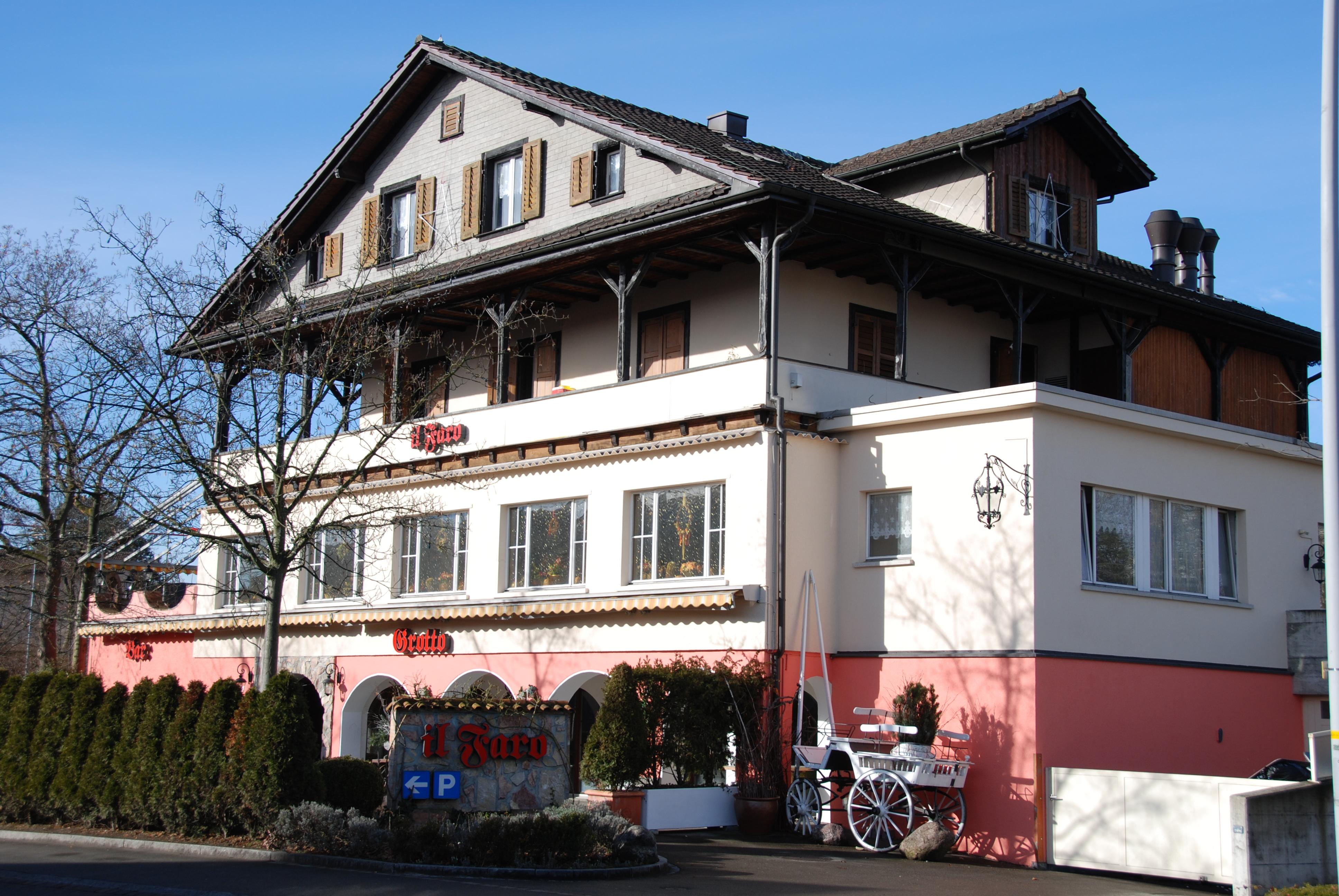 Restaurant il Faro Dübendorf