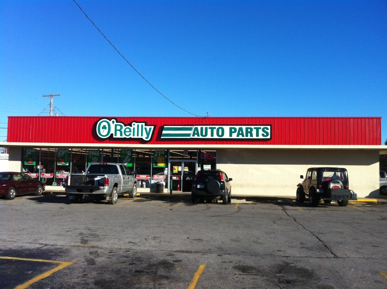 O'Reilly Auto Parts is the premier source for high quality car parts and car service. As the dominant supplier of auto parts in the market, they offer their retail customers, professional installers and jobbers the best combination of price and quality provided with the highest possible service level.