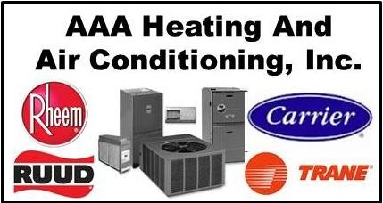 AAA Heating and Air Conditioning, Inc. - classified ad