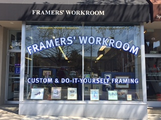 Washington framers 39 workroom in washington dc 20016 for Michaels crafts hours of operation