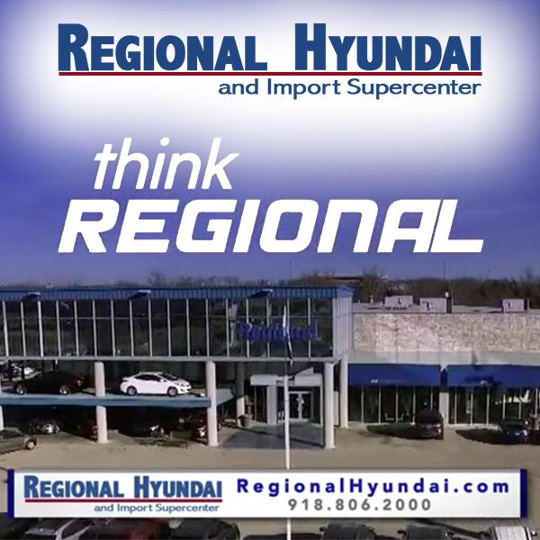 Regional Hyundai Broken Arrow Oklahoma Ok