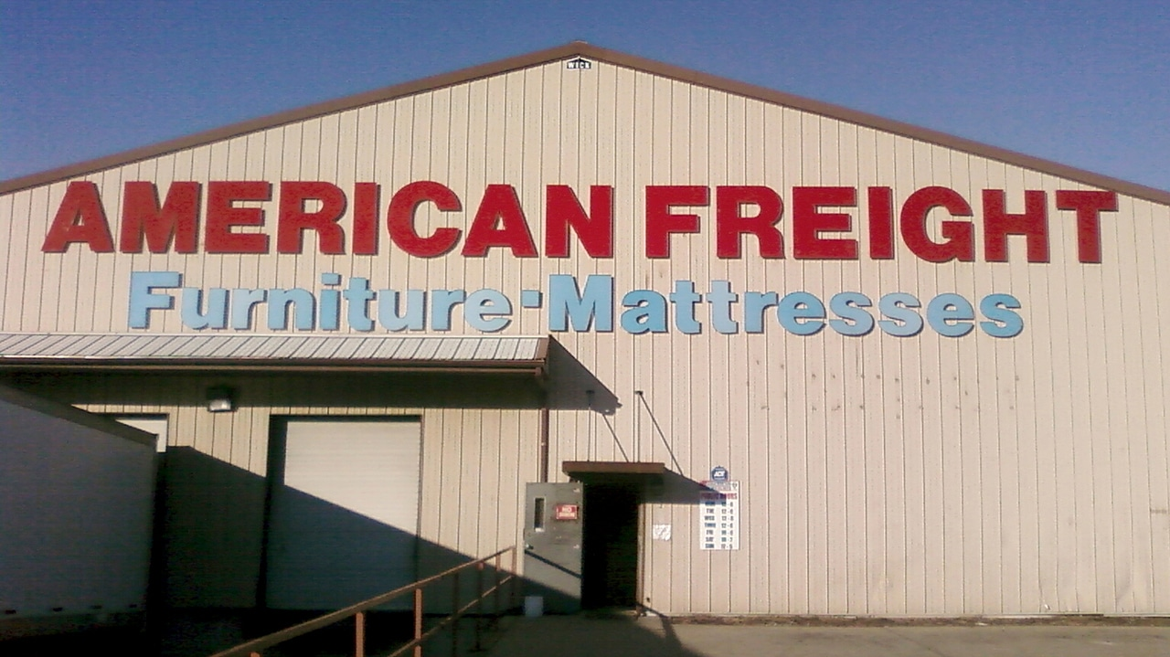 American Freight Furniture And Mattress Terre Haute Indiana In