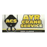 Ayr Crane Service Inc
