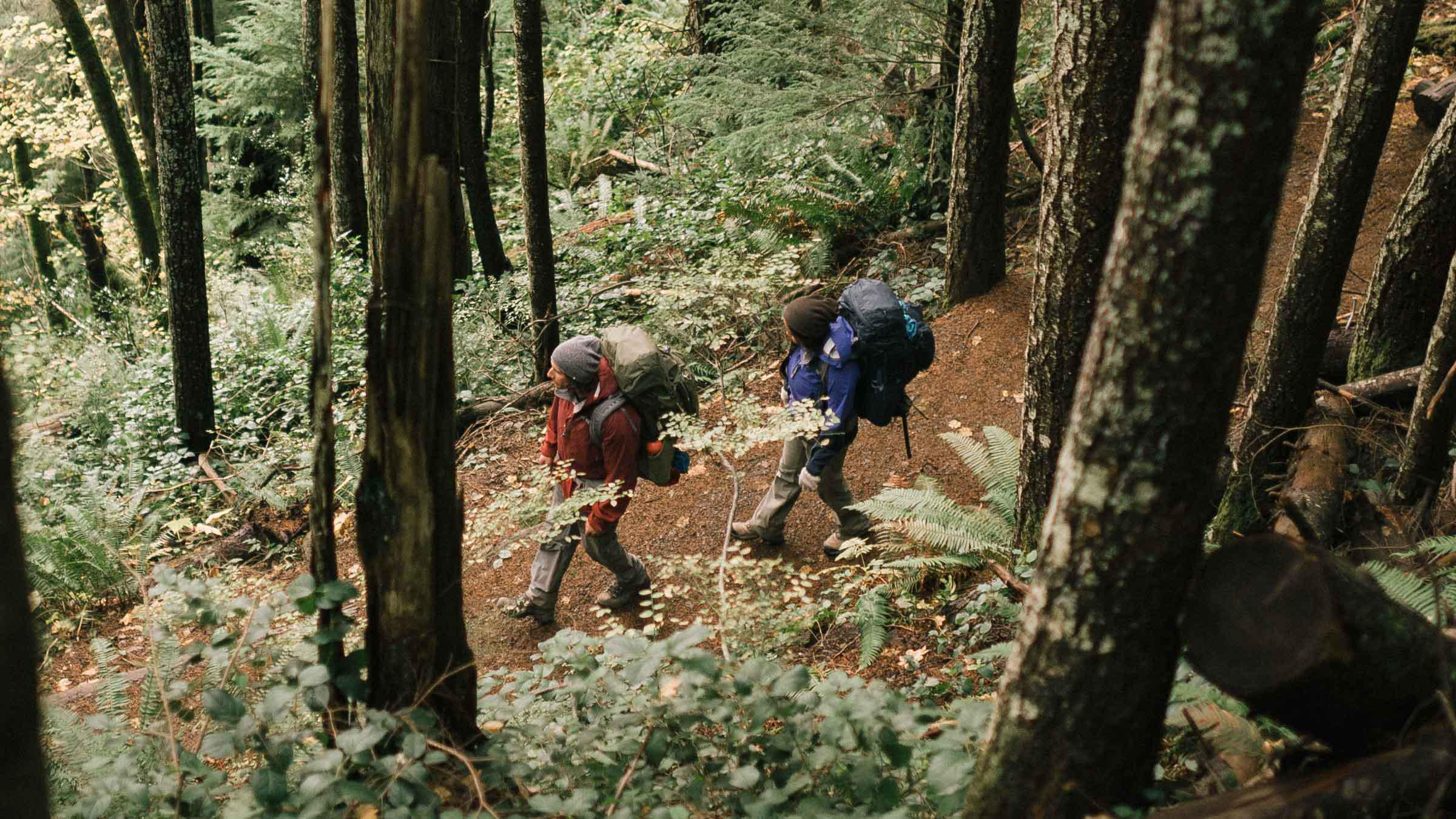 Overnight Backpacking Class