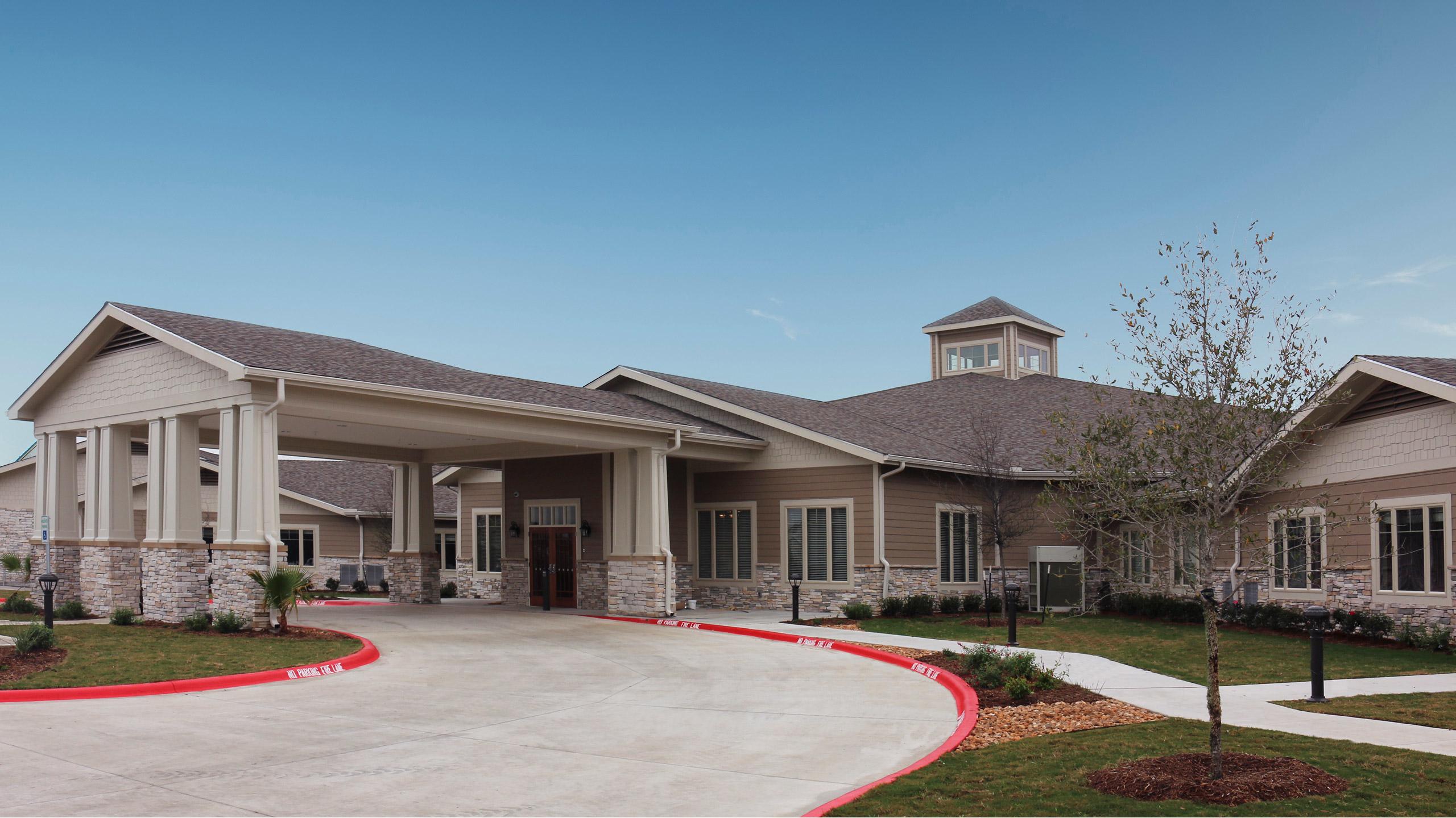Nursing Home In New Braunfels Texas