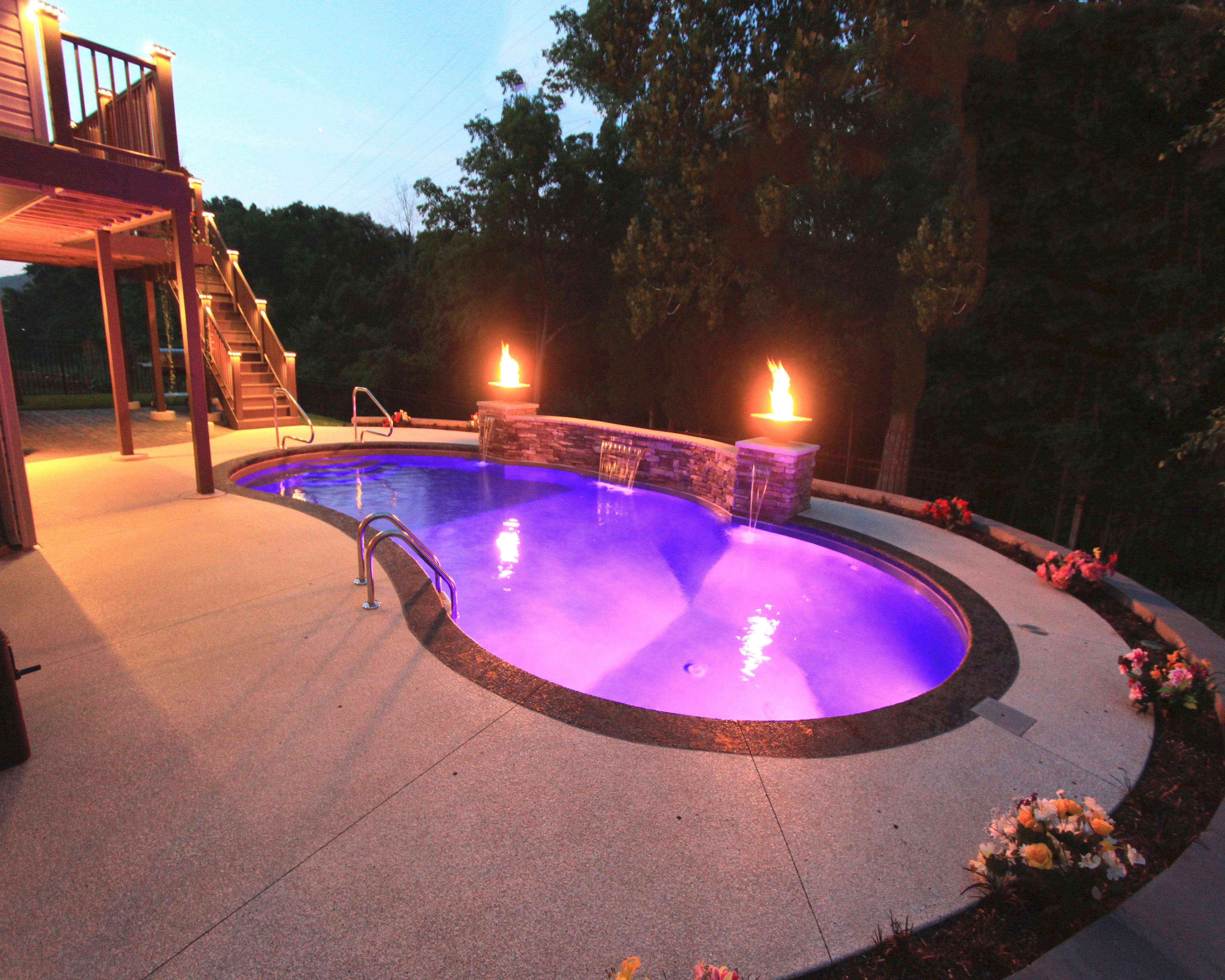Prestige Pools Amp Spas St Louis Missouri Mo
