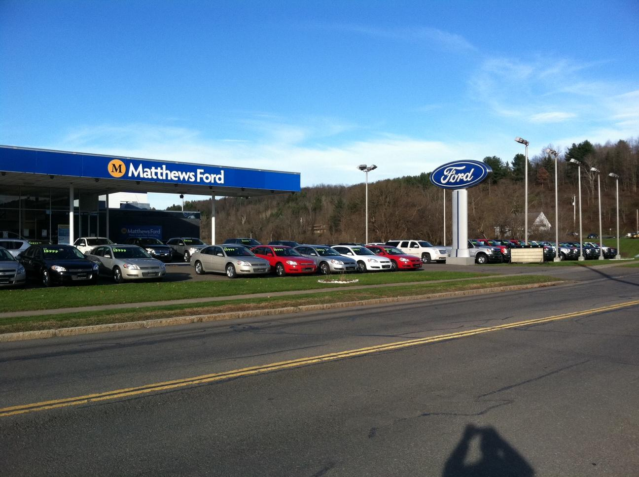 Matthews Ford Planet Preowned In Norwich Ny Whitepages