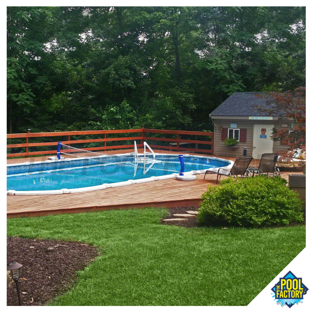 Grab $ Reduction On Pool & Accessories Packages Over $4, Save $ On Your Order is valid only for a limited time. Please hurry up to get this code and give yourself a chance to gain great discount when you make purchases at The Pool Factory.