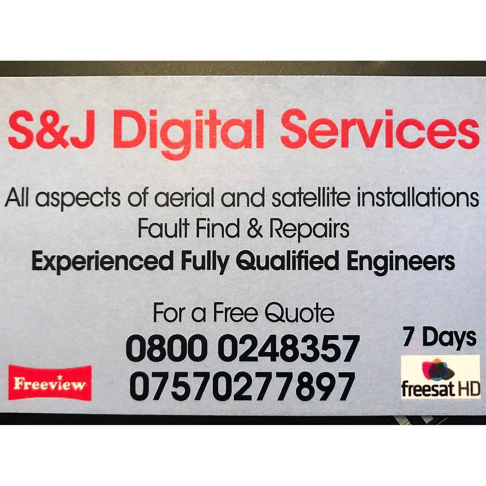 S & J Digital Services