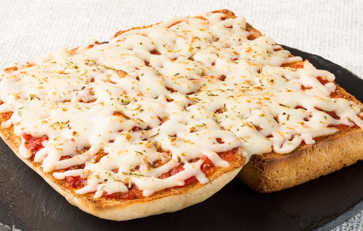 Cheese Pizza Bread