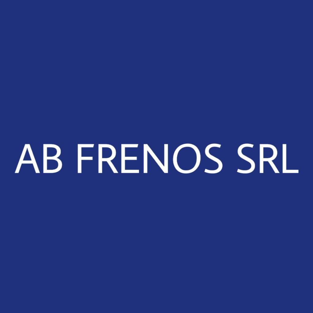 AB FRENOS SRL