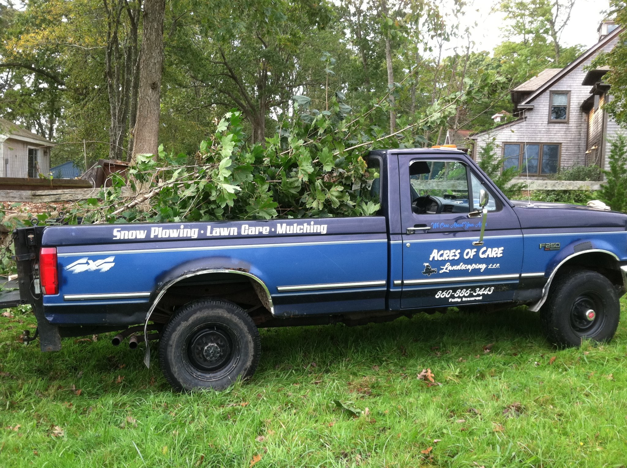 Acres of Care Landscaping LLC image 2