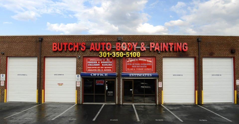 Butch's Auto Body & Painting image 0
