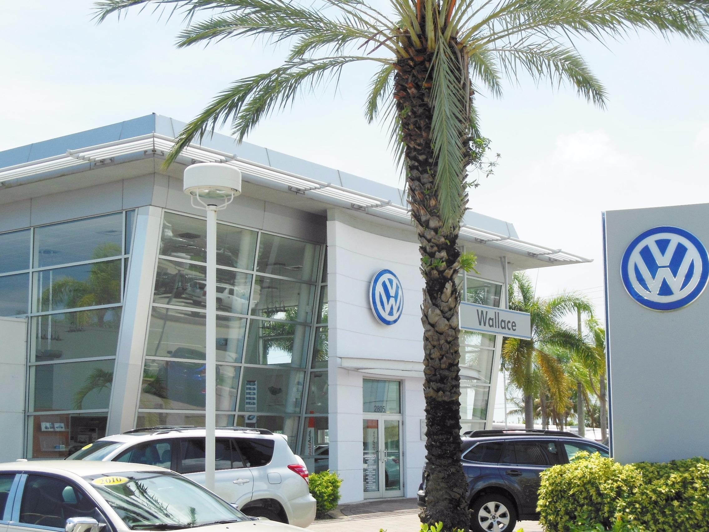 Wallace volkswagen in stuart fl 34994 for Wallace custom homes
