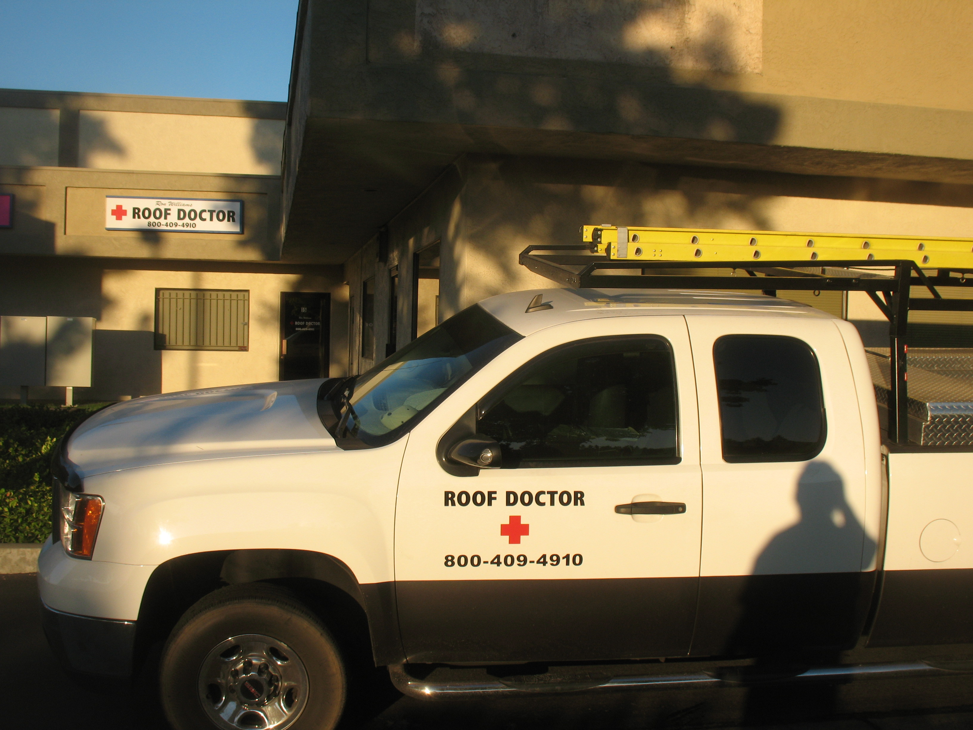 Roof doctor for Michaels crafts stockton ca