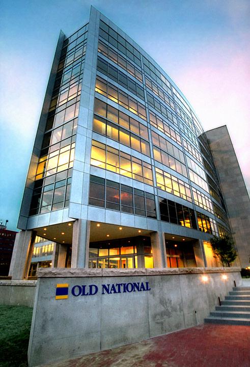 Old National Bank Evansville Indiana In Localdatabase Com