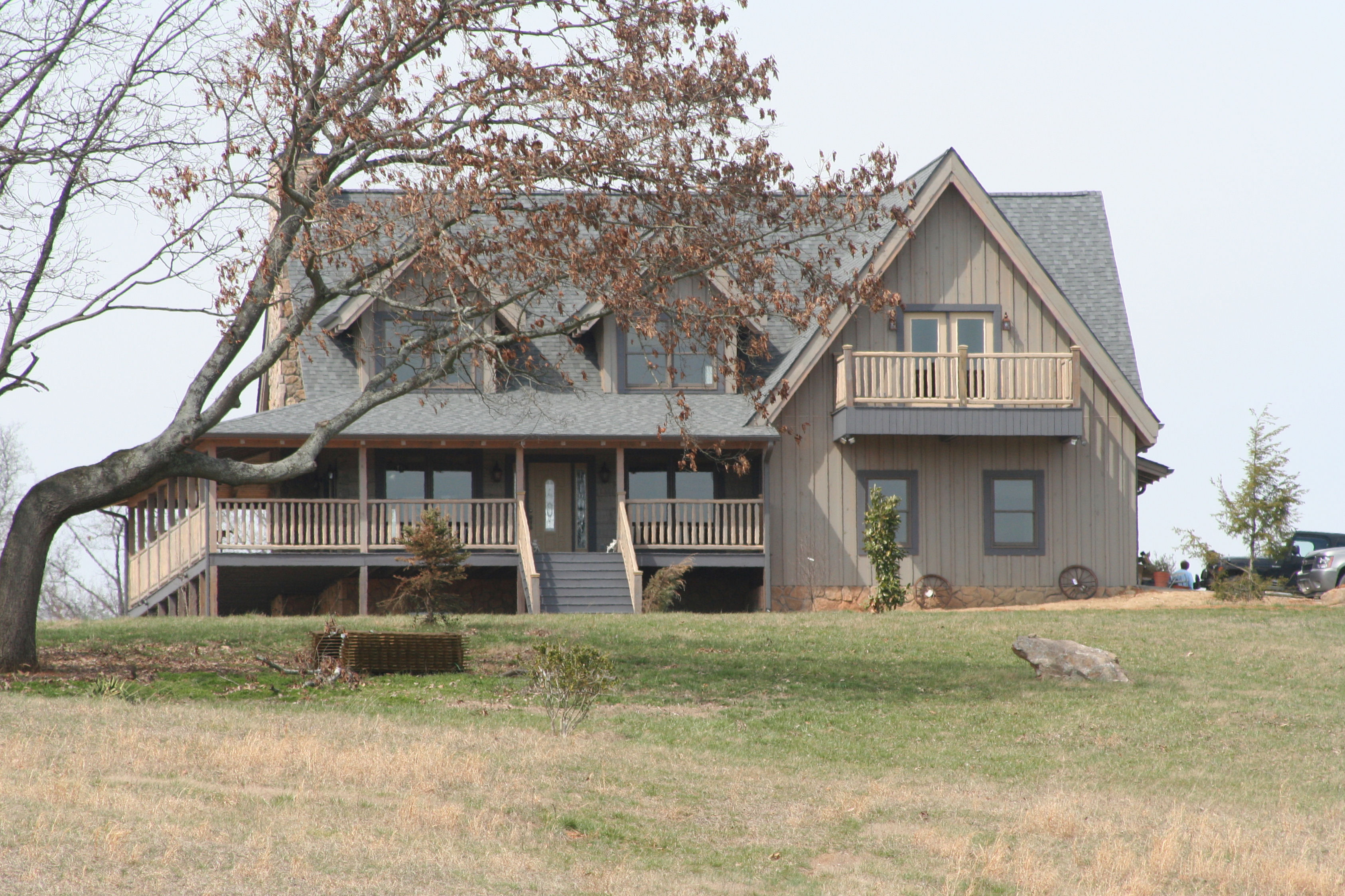 Custom Timber Log Homes image 3