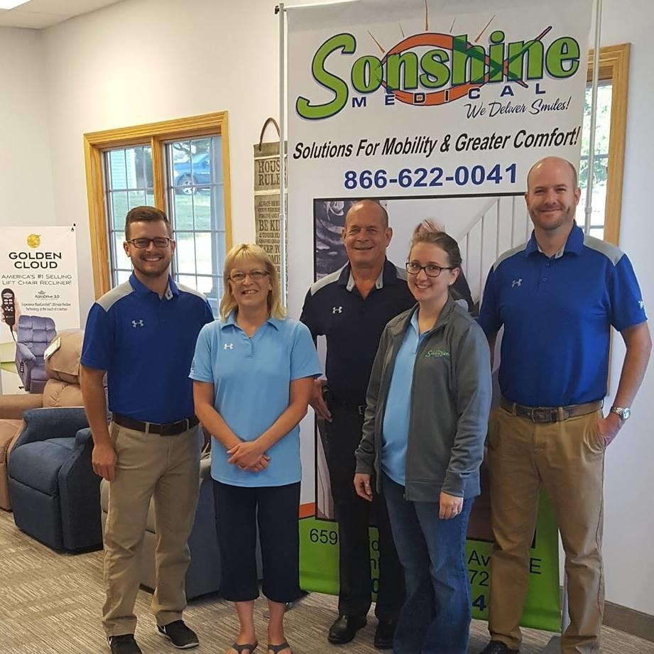 Sonshine Medical Inc. - Canton, OH - Home Health Care Services