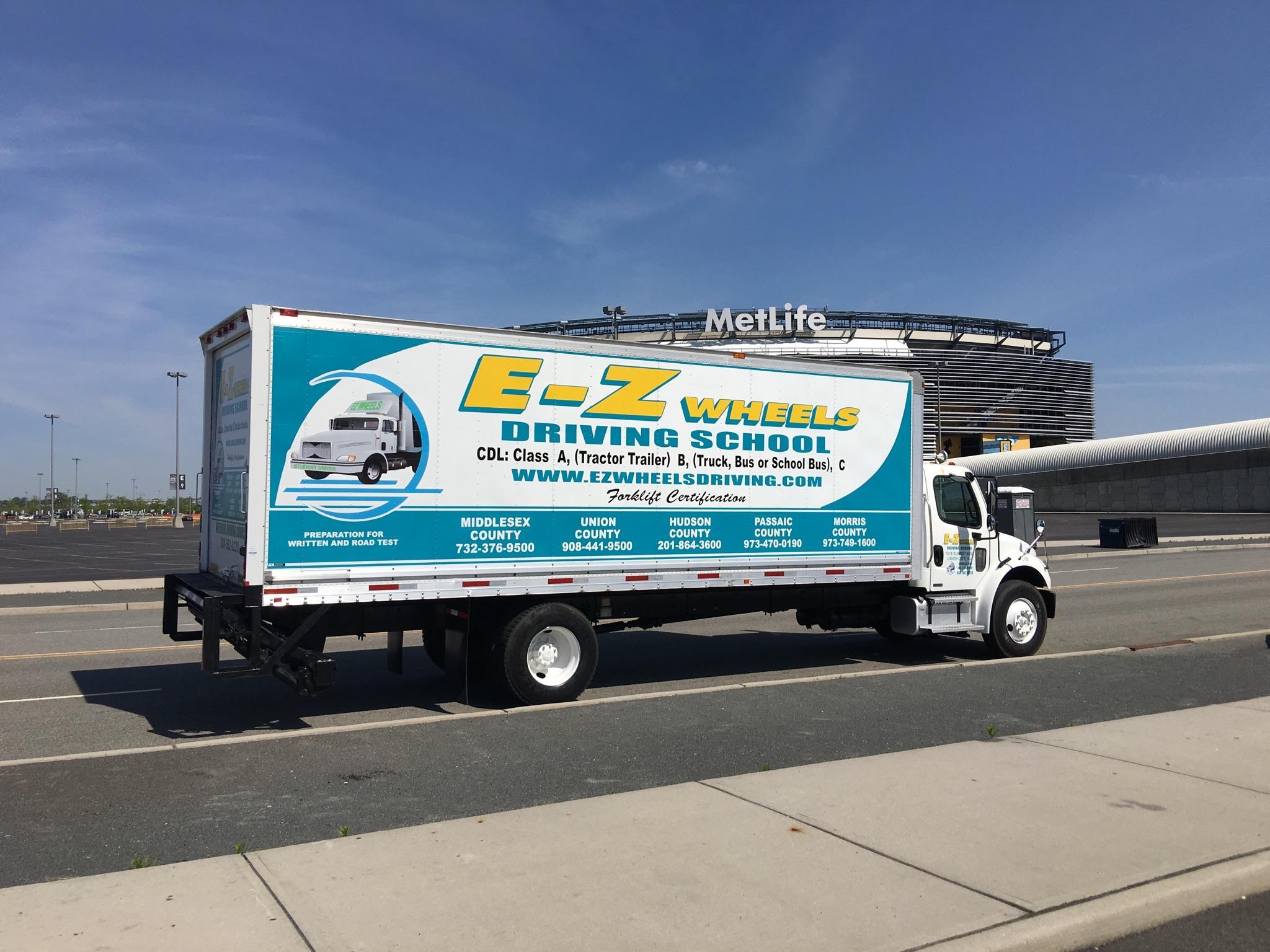 E Z Wheels Driving School Dover Nj Ezwheelsdriving 973