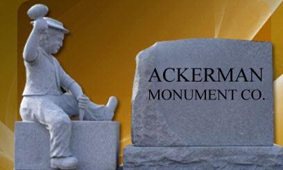 Ackerman Monument Co.