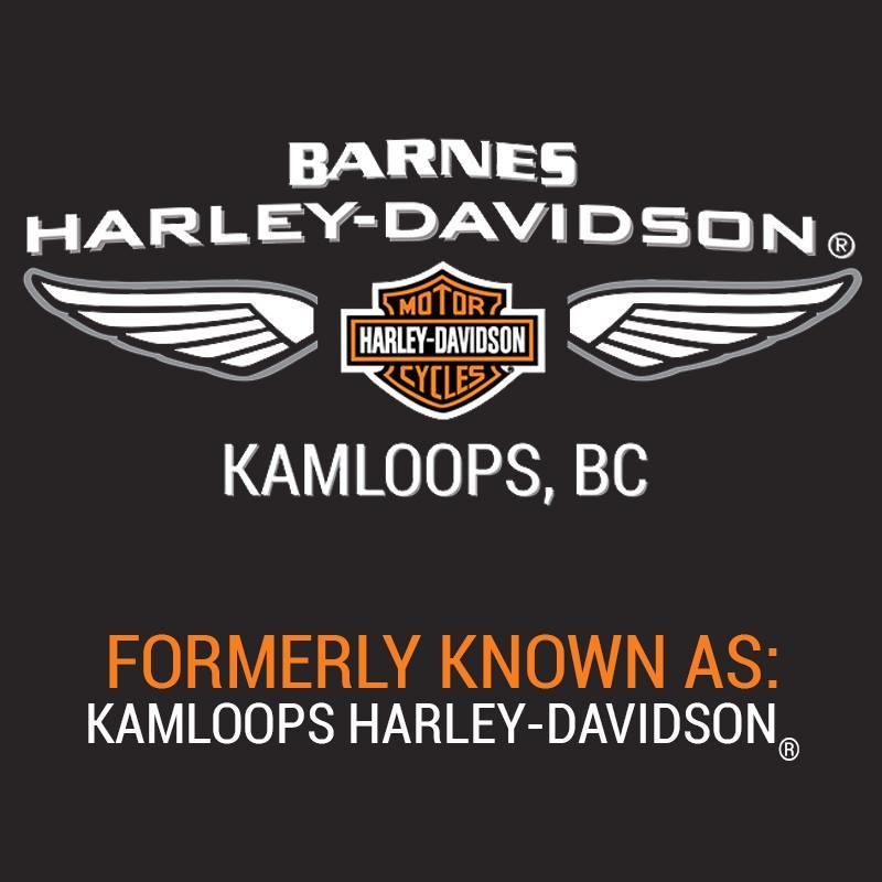 Barnes Harley-Davidson Kamloops