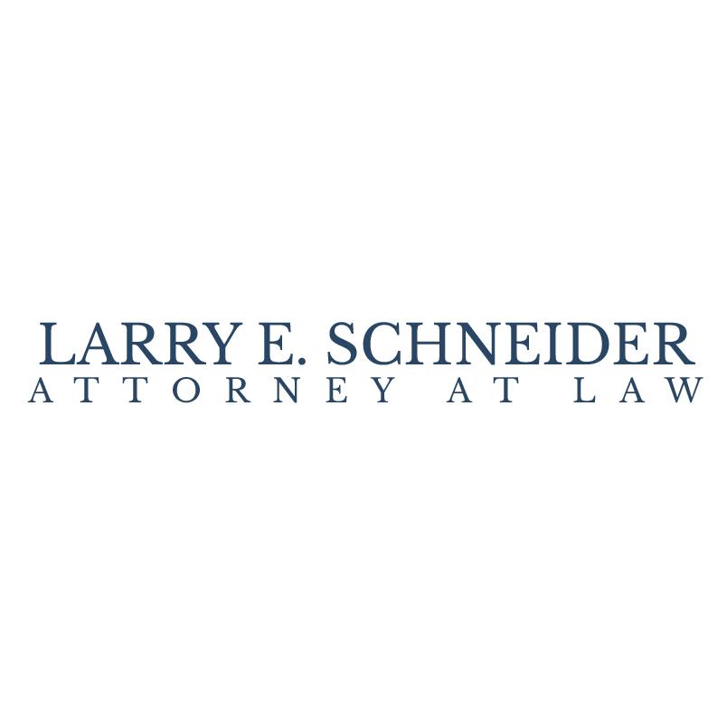 Larry E. Schneider, Attorney at Law