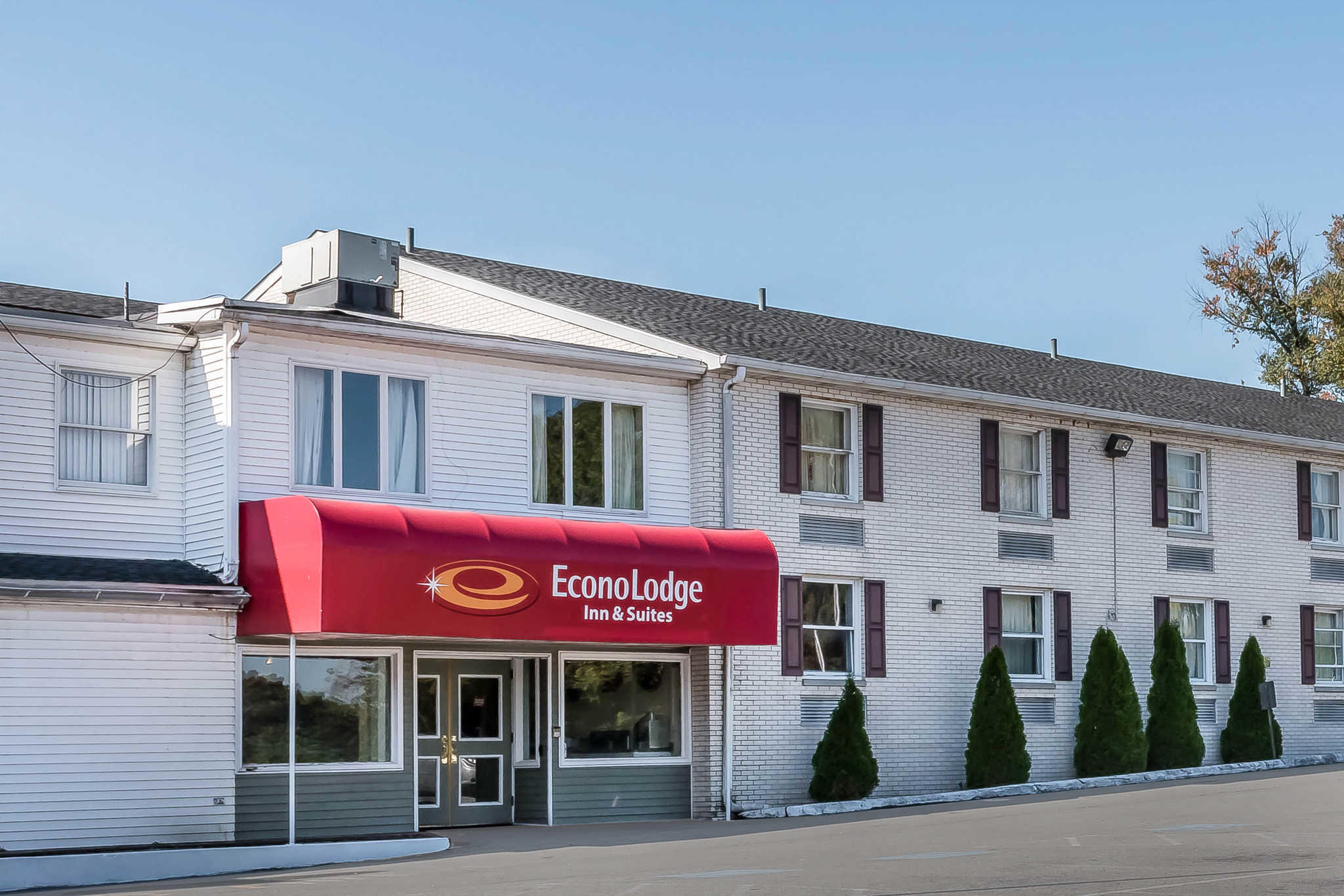 Econo Lodge Airport  Reading Pennsylvania  Pa