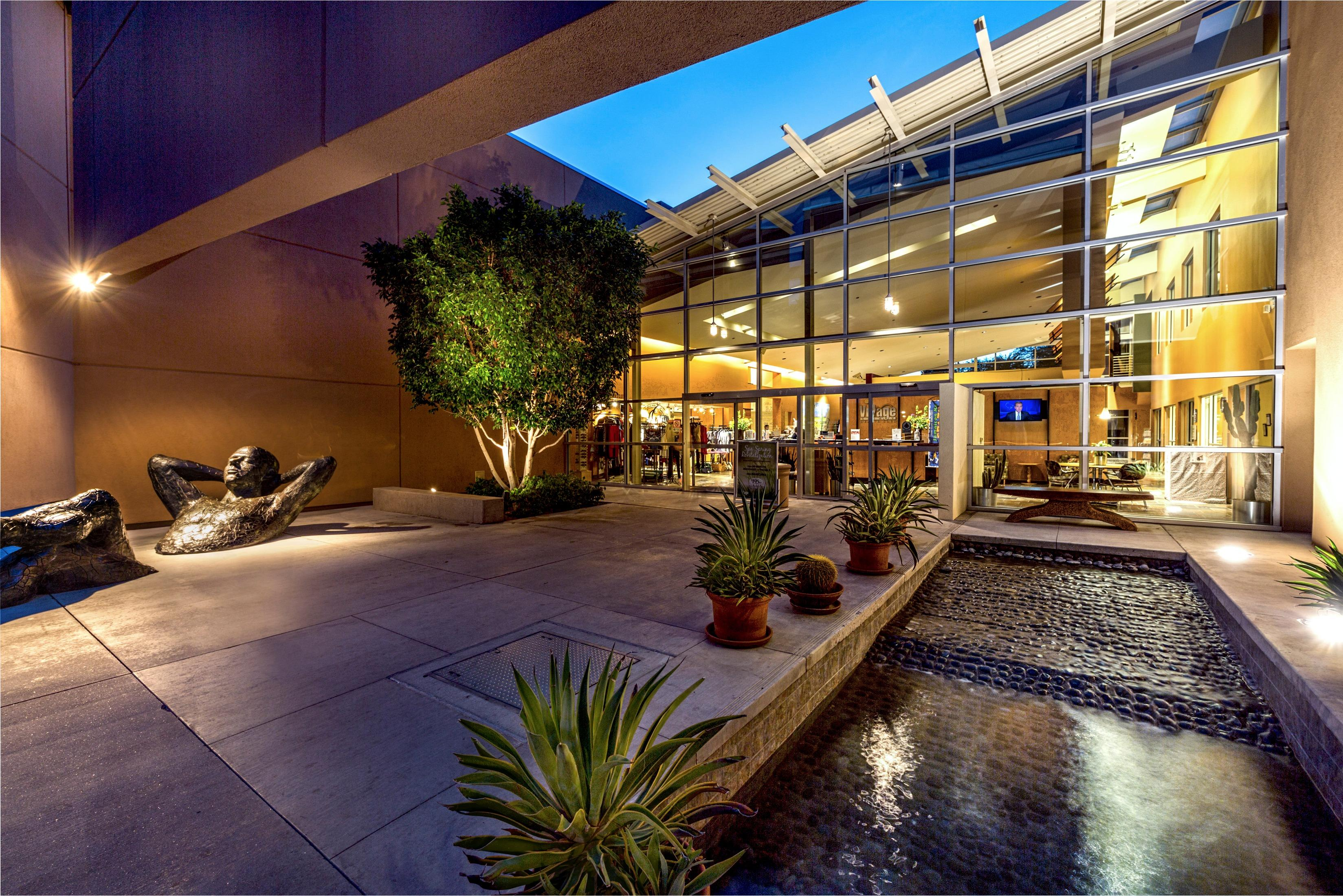 Gainey Village Health Club Spa Scottsdale Arizona