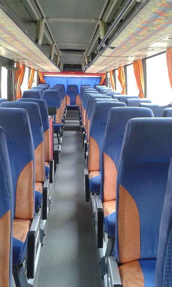 Autóbuszos személyszállítás - Németh Kft.