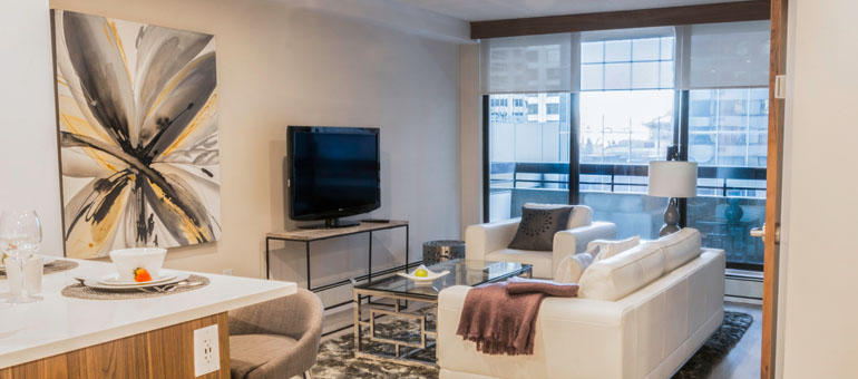The International in Calgary: A unit at The International, apartments for rent in Calgary